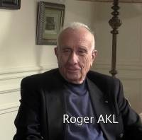 Le colonel Roger Akl