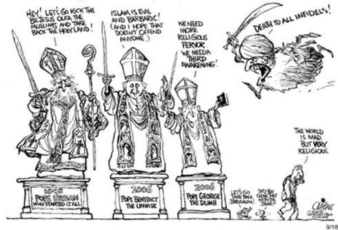 Oliphant contre les chrétiens