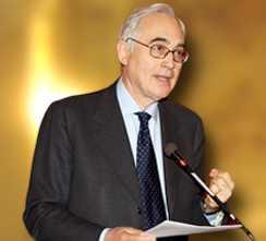Le professeur Roberto de Mattei