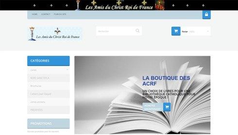 La Boutique des ACRF