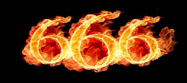 <i><b>«666»</b></i> : la marque de la BÊTE