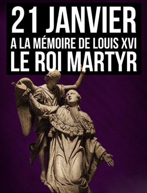 Louis-XVI, le Roi Martyr