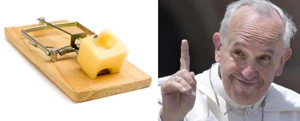 Un plus gros morceau de fromage pour la souricière…