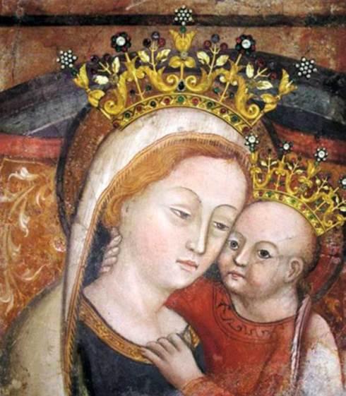 Sainte image de Notre-Dame-du-Bon-Conseil