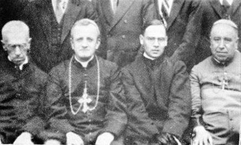 Ordination sacerdotale du Père Joaquín Sáenz y Arriaga