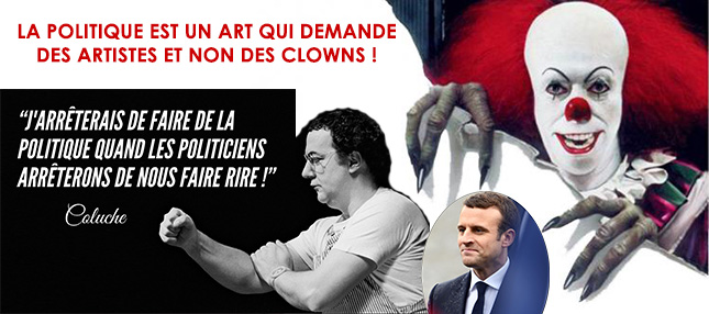 2017 - La politique des Clowns