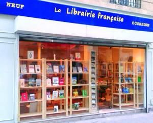 La Librairie Française de Paris