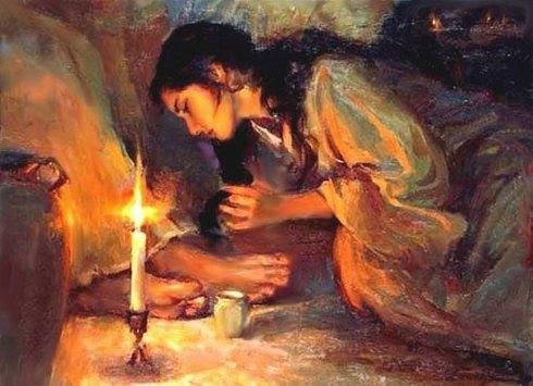 Sainte Marie-Madeleine, la pécheresse repentie