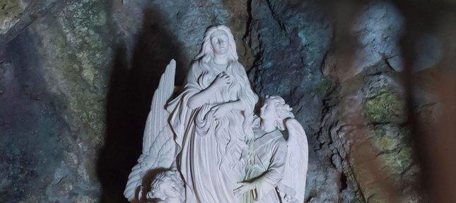 Marie-Madeleine à la Sainte Baume