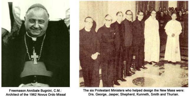 Les Architectes de Vatican II (d'Eux)