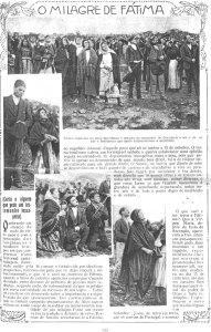 L'article du journaliste Avelino de Almeida du quotidien violemment anti-clérical O Seculo