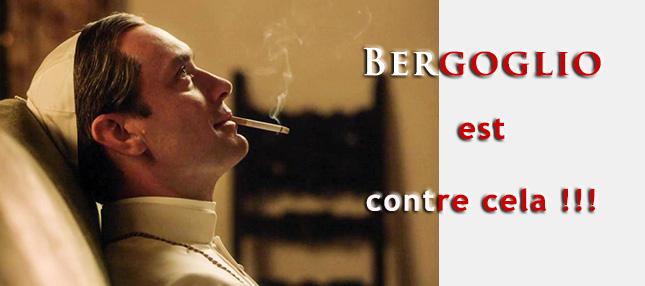 François interdit la vente de cigarettes au Vatican !