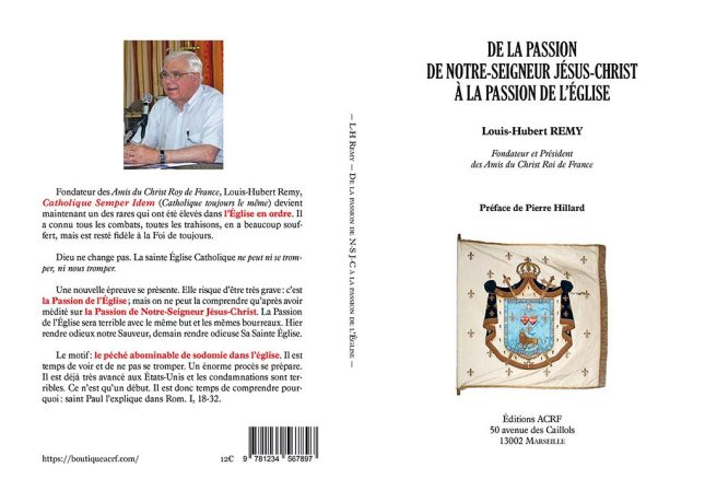 DE LA PASSION DE NOTRE-SEIGNEUR JÉSUS-CHRIST À LA PASSION DE L'ÉGLISE