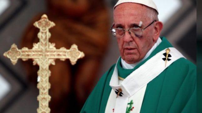 L'ant-Pape Bergoglio-François
