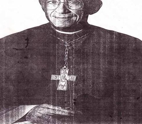 Le geste de la main du 'cardinal' Bernardin