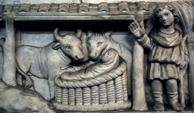 Le bœuf et l'âne à la Nativité du Sauveur
