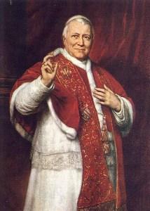 Giovanni Maria Mastai Ferretti, Pape Pie IX