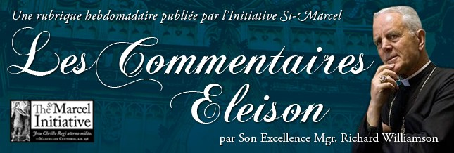 Commentaires Kyrie eleison