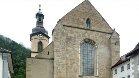 église de Coire