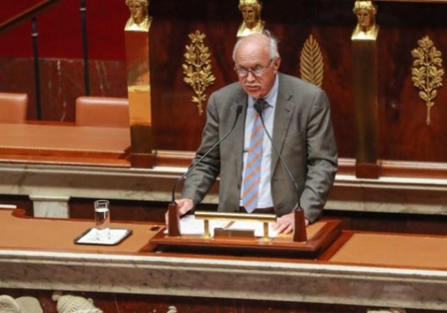 Le député Jean-Louis Touraine