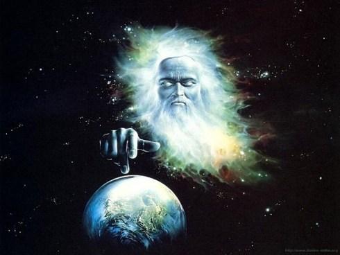 Le Dieu de l'Univers des conciliaires