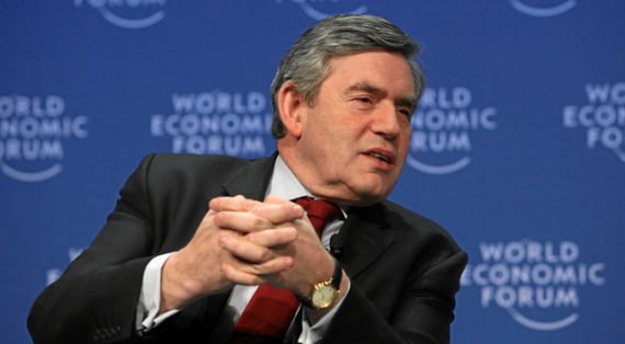 Gordon Brown, envoyé spécial de l'ONU