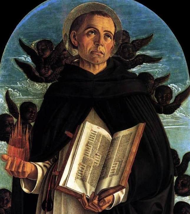 Saint Vincent Ferrier, confesseur