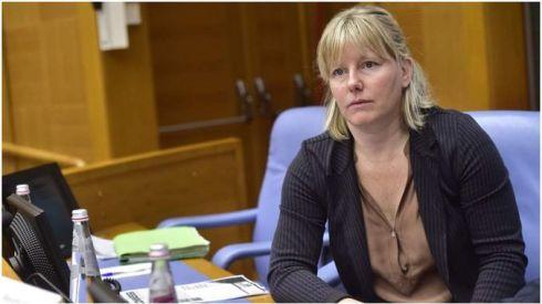 La députée Sara Cunial
