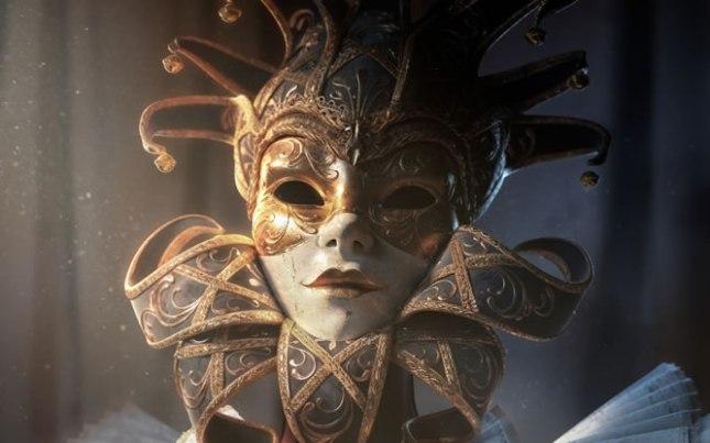 Masque de Rituel