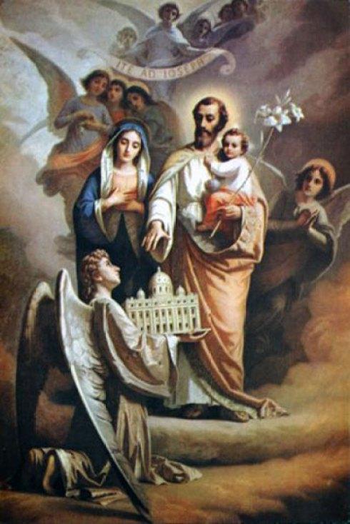 Saint Joseph patron de l'Église