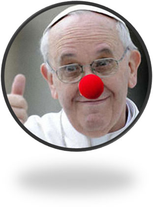 Le clown démoniaque François