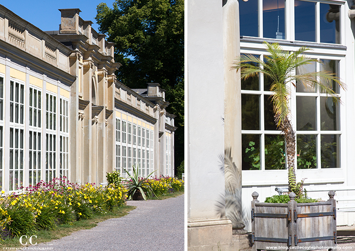 Stockholm Ulriksdal Palace Orangery by Cattie Coyle