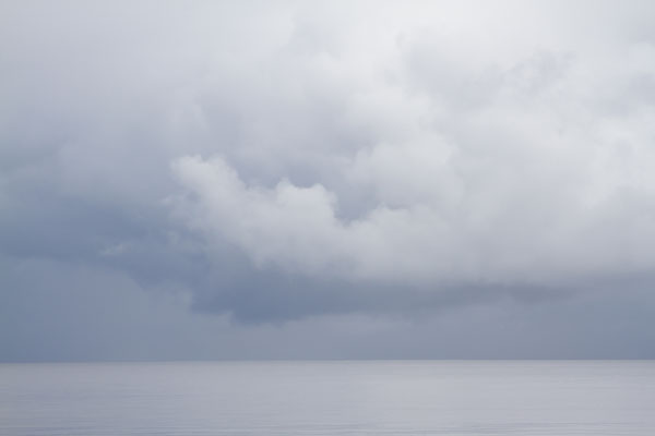 Summer Storm No 8 - Extra large blue wall art by Cattie Coyle Photography
