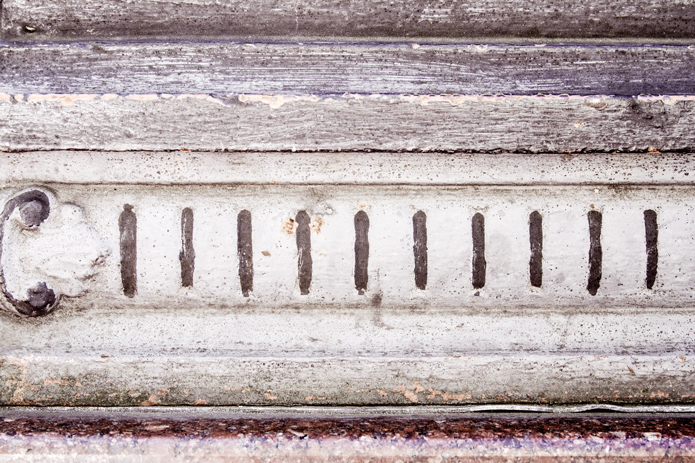 Travel Photography: Architectural Detail No 4 - Oversized art by Cattie Coyle Photography