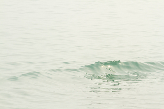 Ocean Waves No 7 - Ocean Photography by Cattie Coyle