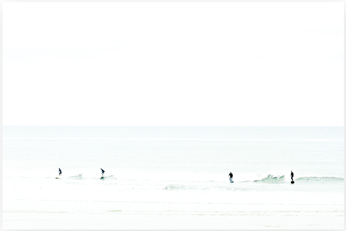 Surfing No 14 - Surfing photography art print by Cattie Coyle