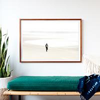 Surfer No 3 Fine art photography by Cattie Coyle