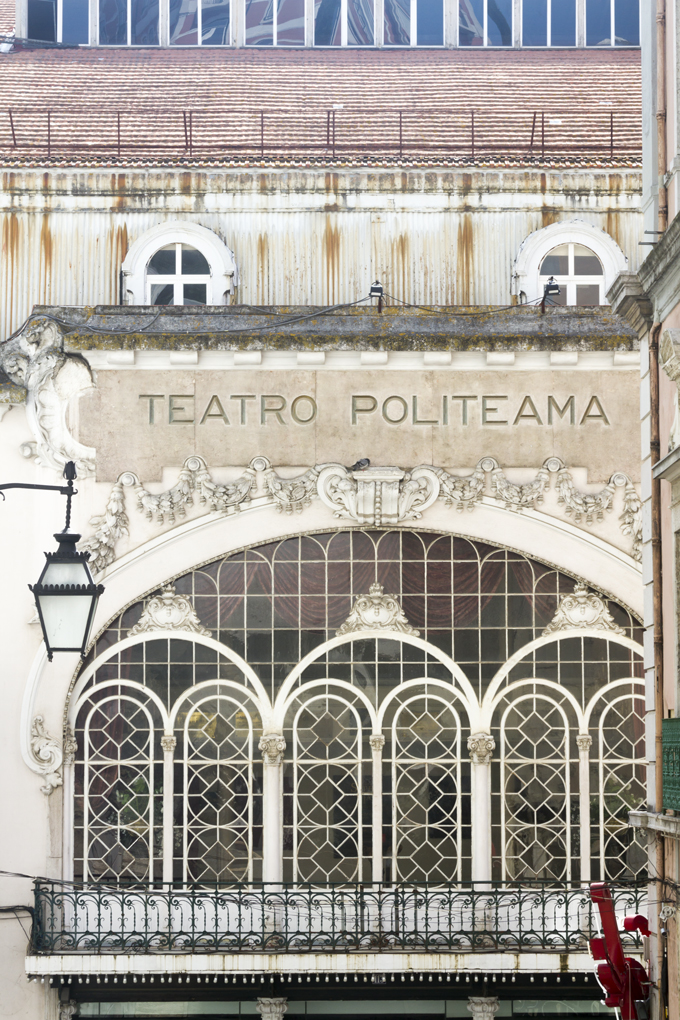 Teatro Politeama by Cattie Coyle Photography