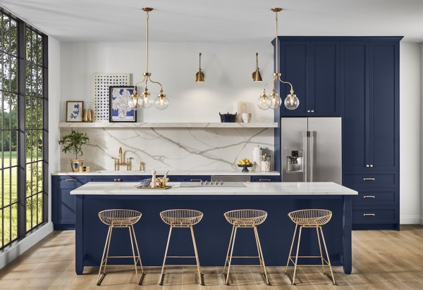 Sherwin Williams Naval: color of the year 2020