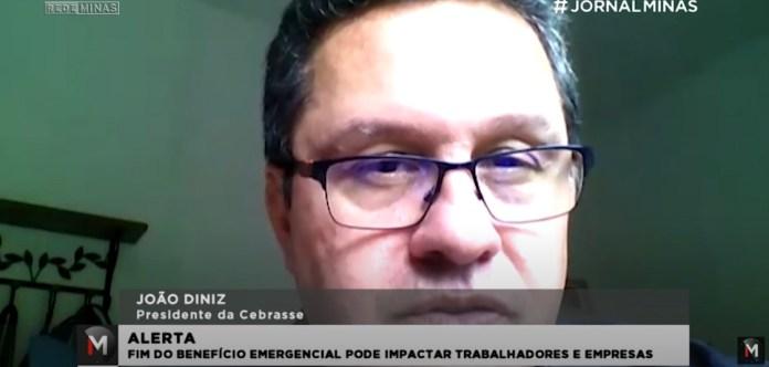 João Diniz, Presidente da Cebrasse
