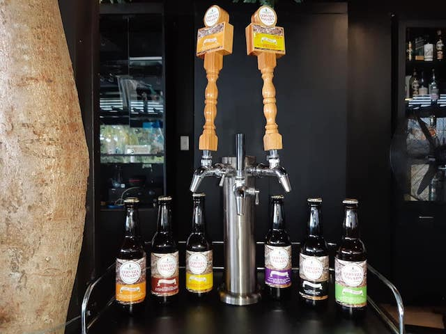 Cerveza Sagada Craft Brewery