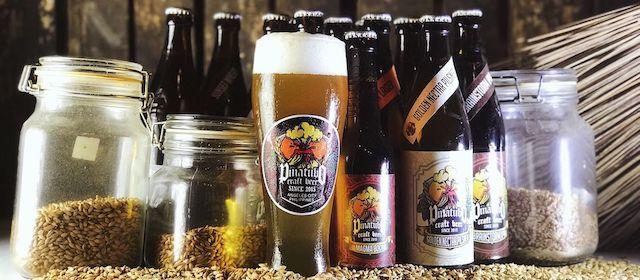 Pinatubo Craft Brewery