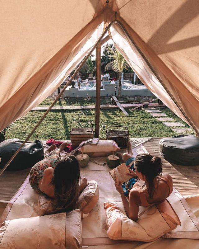 Glamping Alona【フィリピンの人気グランピング施設10選】気軽に贅沢キャンプ!