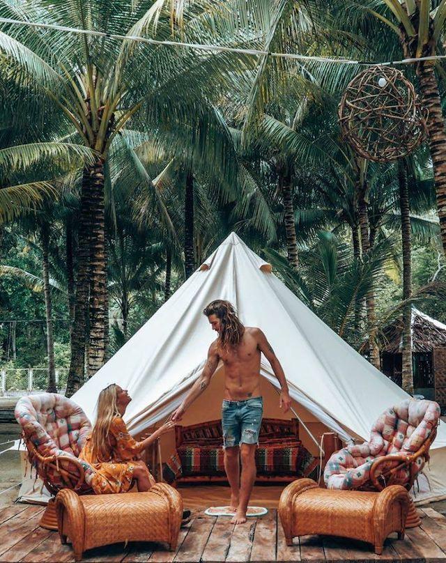 Glamping Siquijor【フィリピンの人気グランピング施設10選】気軽に贅沢キャンプ!