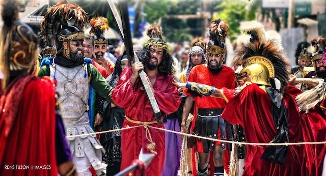 Moriones Festivalフィリピンのお祭り10選まとめ【一度は行きたいフェスティバル】
