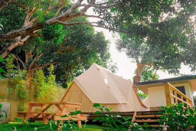 Nayomi Sanctuary Resort【フィリピンの人気グランピング施設10選】気軽に贅沢キャンプ!