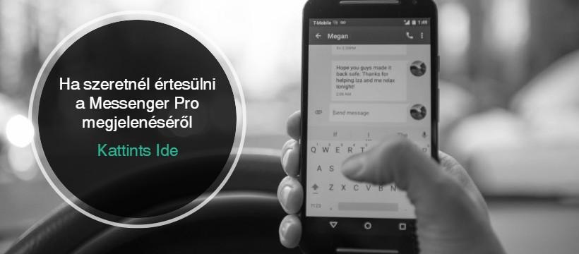 Cégjelző Messenger Chatbot