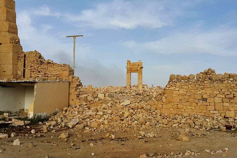 Palmira, outra vez? O que motiva o Daesh, apesar das perdas