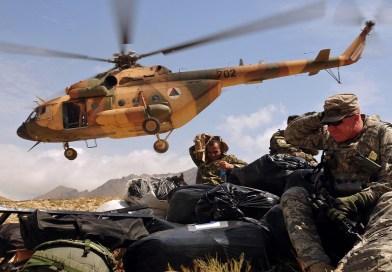 Lançamento no Afeganistão visa limitar e impedir movimentos do ISIS