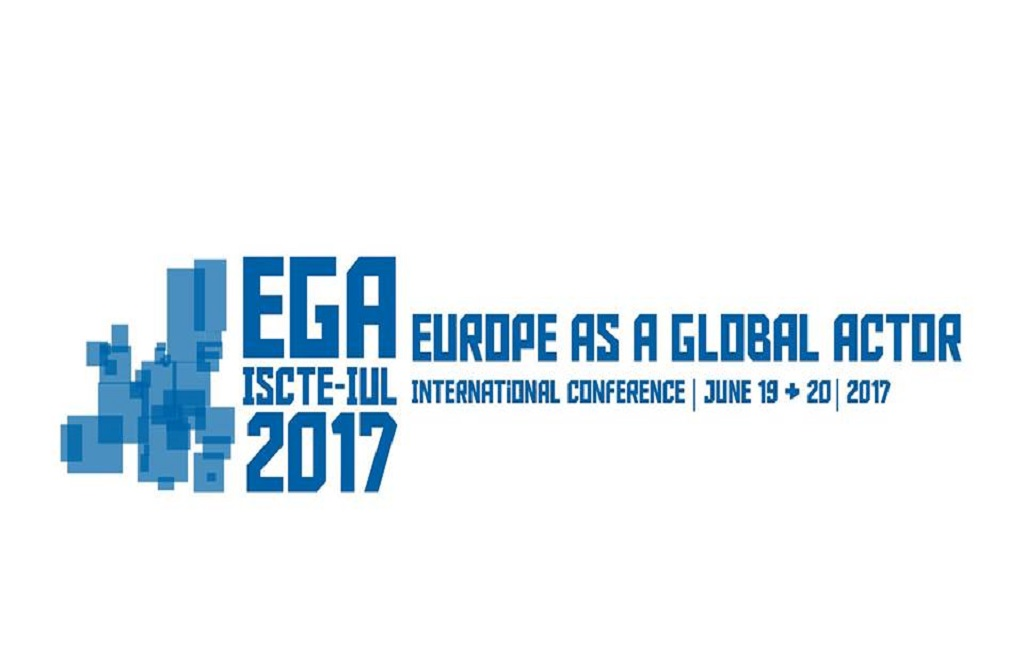 "19 & 20 JUN | 2ª Conferência Internacional ""Europe as a Global Actor"""
